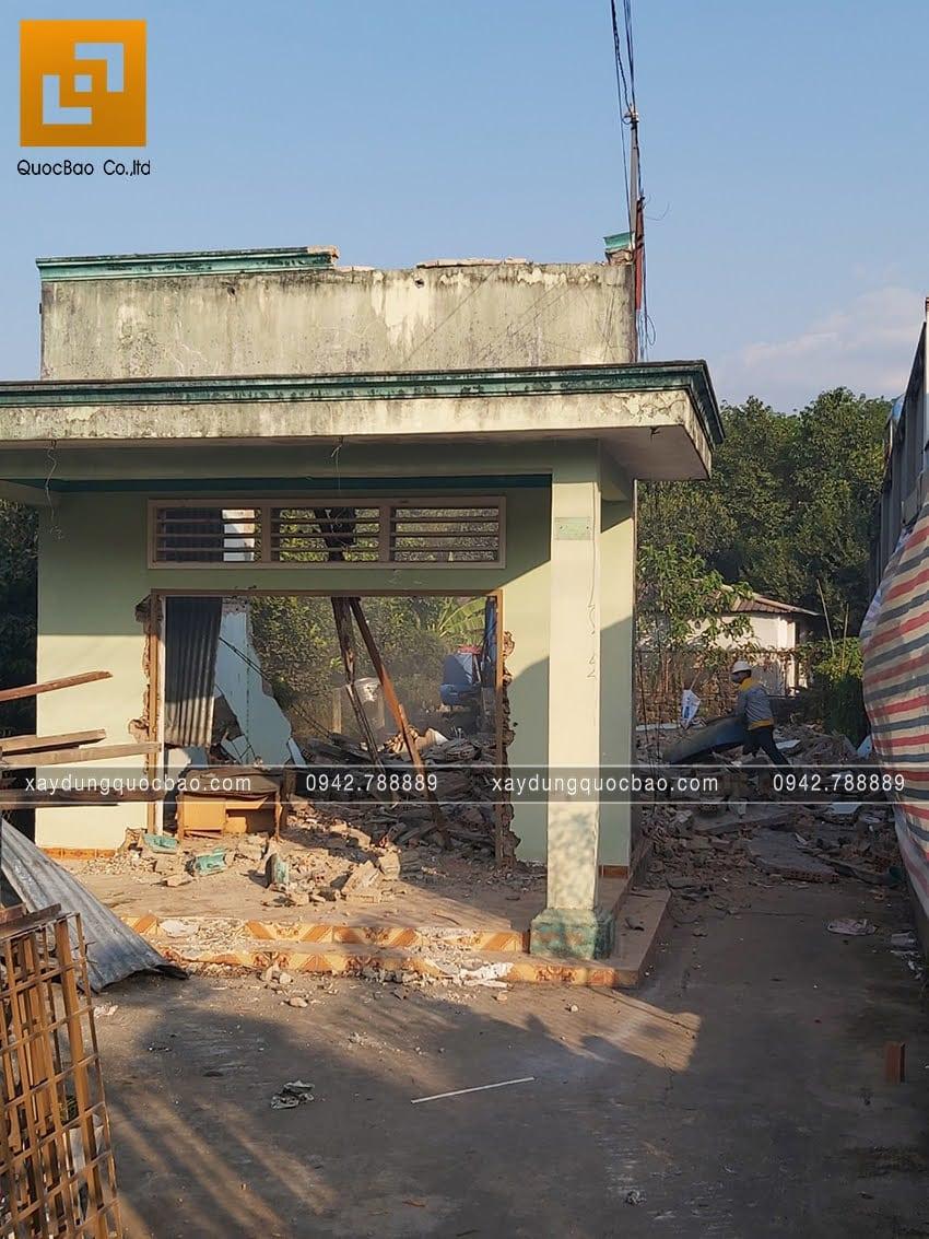 Khởi công nhà phố 3 tầng tại Vĩnh Cửu của chú Thanh - Ảnh 5