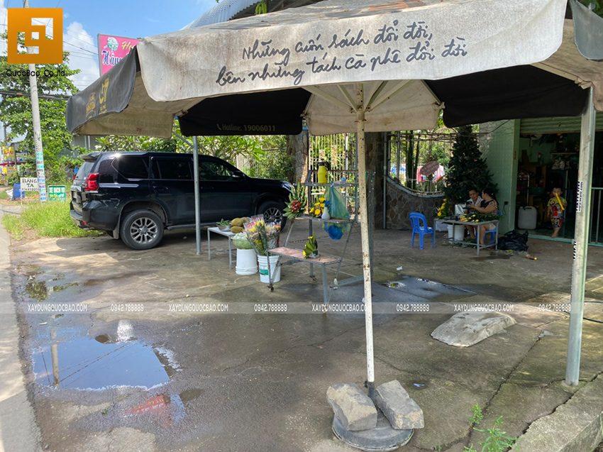 Khởi công nhà mái thái 3 chị em gia đình chú Ngọc tại Trảng Bom - Ảnh 1
