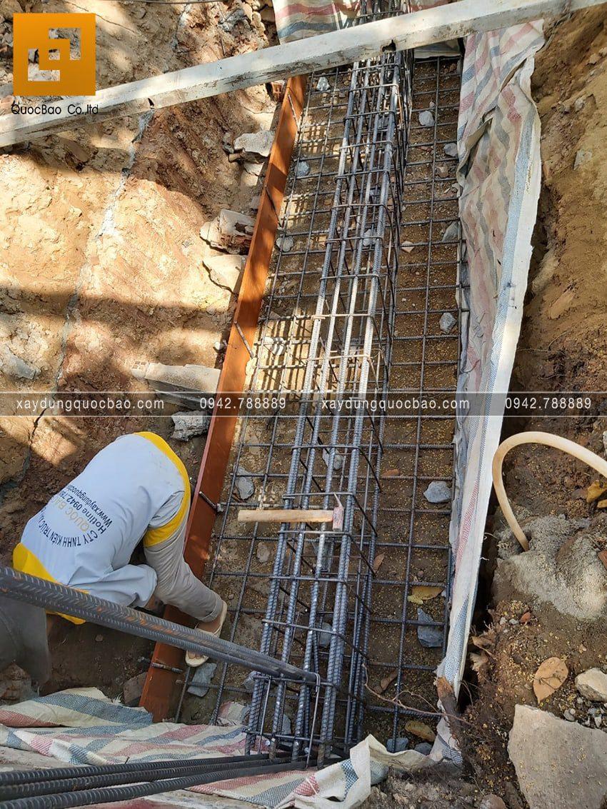 Khởi công nhà 3 tầng hiện đại tại Biên Hòa của bác Ngọc - Ảnh 12