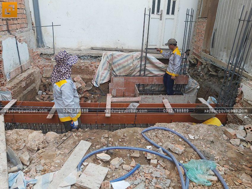 Khởi công nhà 3 tầng hiện đại tại Biên Hòa của bác Ngọc - Ảnh 13