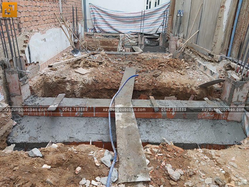 Khởi công nhà 3 tầng hiện đại tại Biên Hòa của bác Ngọc - Ảnh 15