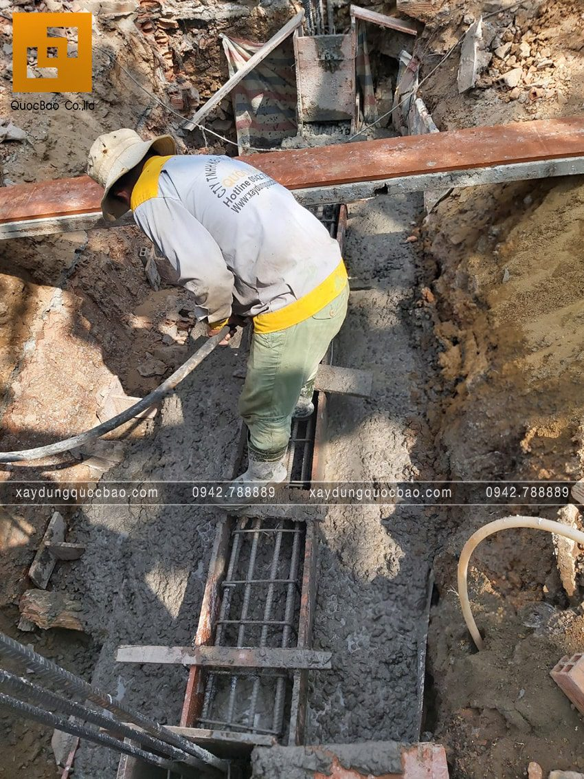 Khởi công nhà 3 tầng hiện đại tại Biên Hòa của bác Ngọc - Ảnh 16