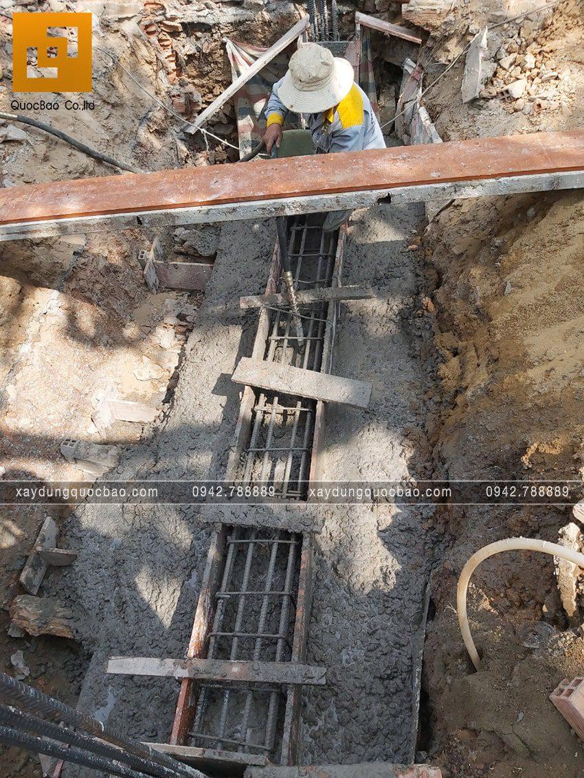 Khởi công nhà 3 tầng hiện đại tại Biên Hòa của bác Ngọc - Ảnh 17