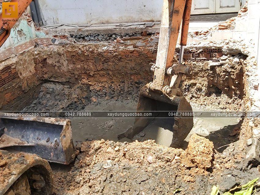 Khởi công nhà 3 tầng hiện đại tại Biên Hòa của bác Ngọc - Ảnh 5
