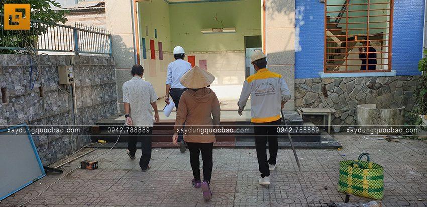 Khởi công thi công phần móng căn biệt thự tại Vĩnh Cửu - Ảnh 1