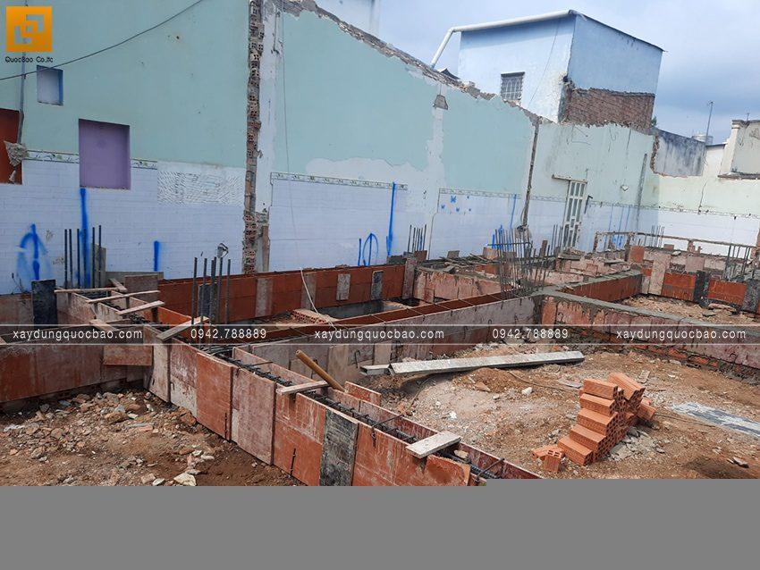 Khởi công thi công phần móng căn biệt thự tại Vĩnh Cửu - Ảnh 6
