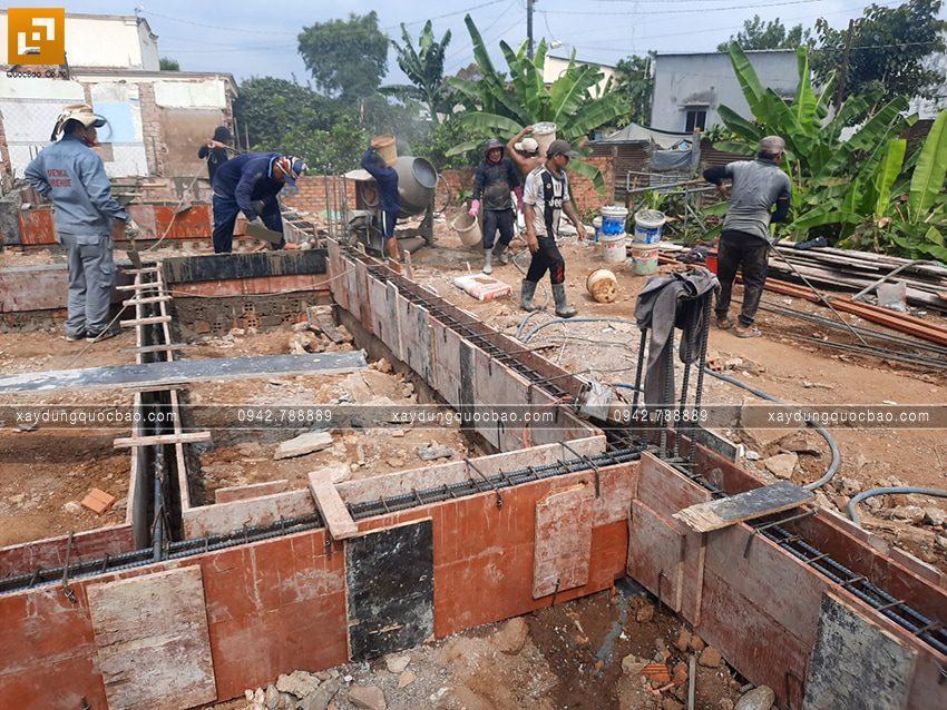 Khởi công thi công phần móng căn biệt thự tại Vĩnh Cửu - Ảnh 7
