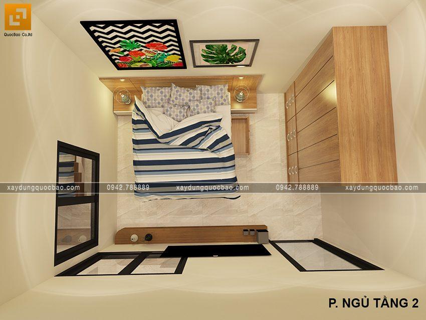 Nội thất phòng ngủ lầu 2