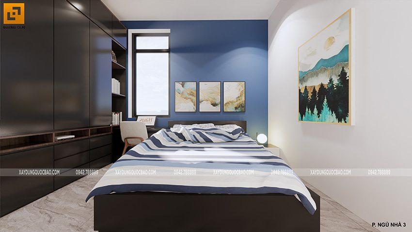 Phòng ngủ của bé trai