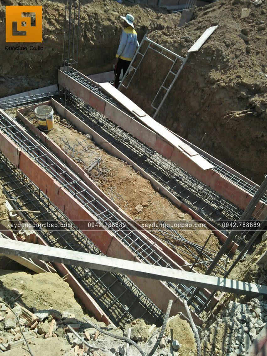 Khởi công nhà 2 tầng mái thái tại Bình Dương - Ảnh 13
