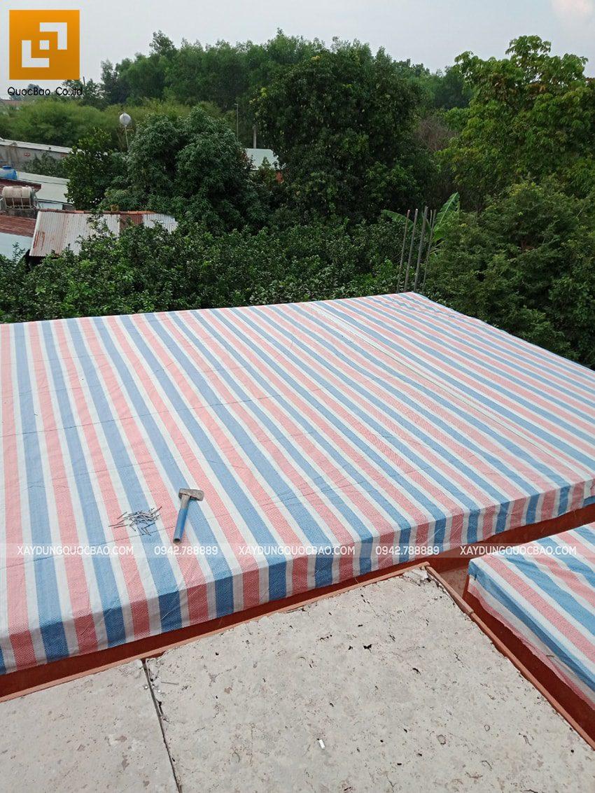 Thi công phần thô nhà 3 tầng tại Vĩnh Cửu - Ảnh 11