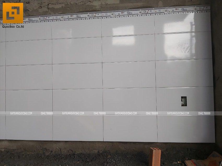 Thi công phần hoàn thiện nhà phố tại Vĩnh Cửu - Ảnh 4