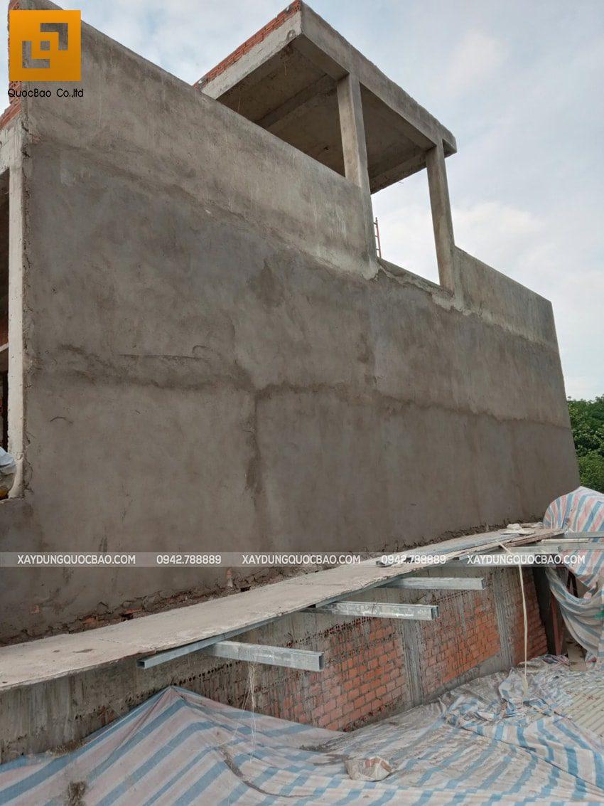 Thi công phần thô nhà 3 tầng tại Vĩnh Cửu - Ảnh 45