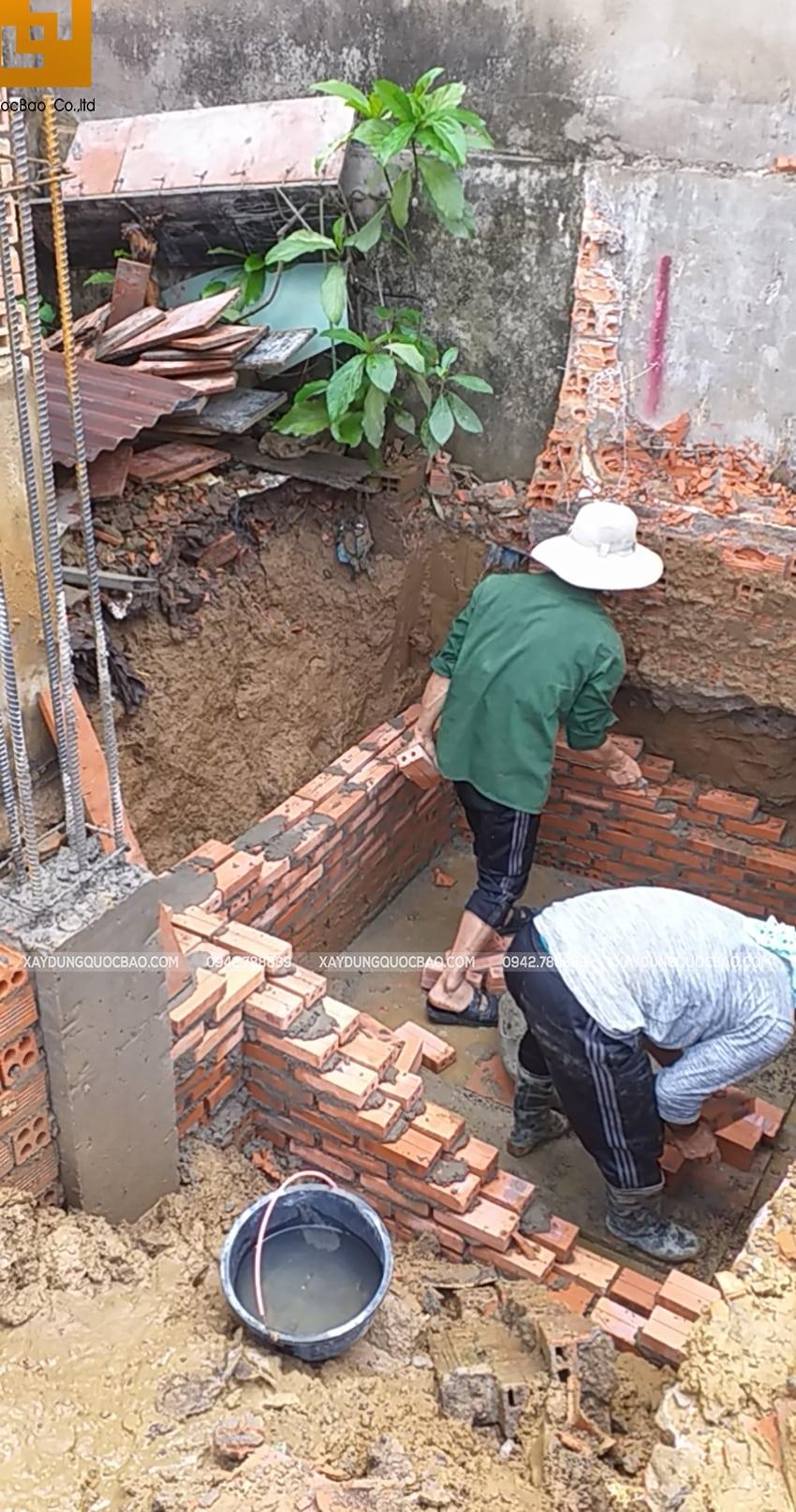 Thi công phần thô nhà mái Nhật tại Bình Dương - Ảnh 1