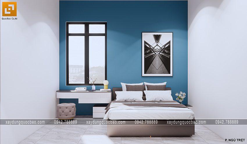 Thiết kế nội thất phòng ngủ của bé trai