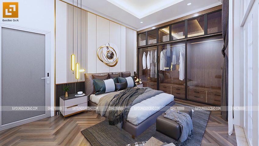Thiết kế nội thất phòng ngủ thứ 3 - Ảnh 2