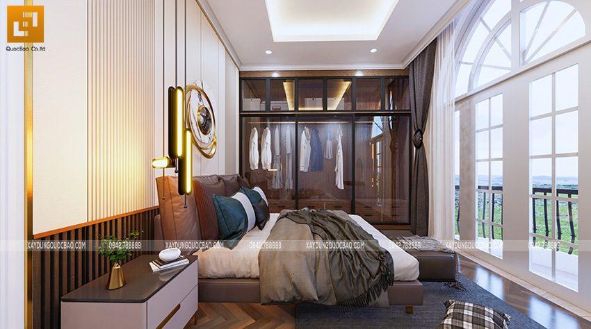Thiết kế nội thất phòng ngủ thứ 3 - Ảnh 1