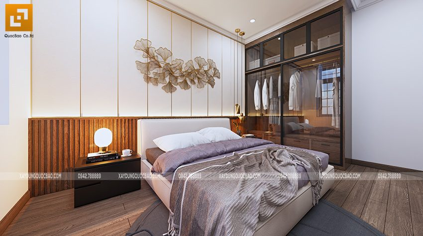 Thiết kế nội thất phòng ngủ thứ 2 - Ảnh 2