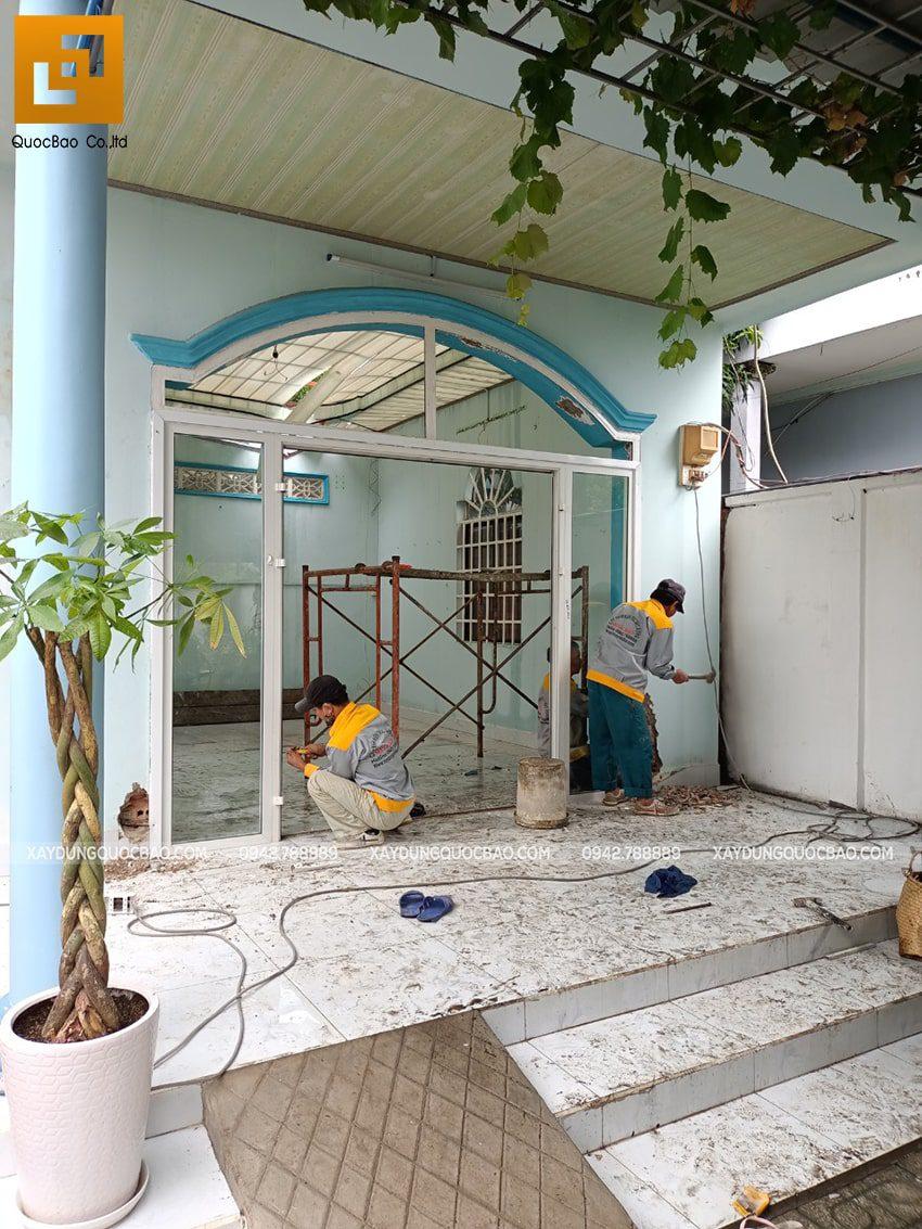 Khởi công biệt thự 3 tầng tại Thủ Dầu Một - Ảnh 10