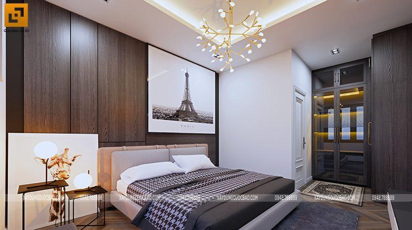 Nội thất phòng ngủ lầu 2 - Ảnh 1