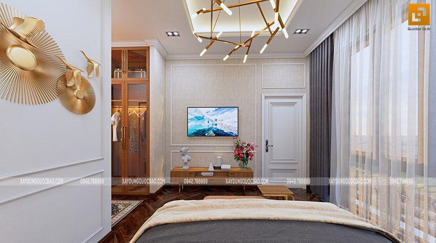 Nội thất phòng ngủ tại lầu 1 - Ảnh 3