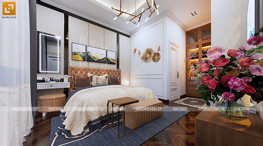 Nội thất phòng ngủ tại lầu 1 - Ảnh 1