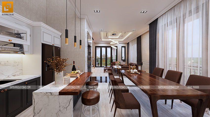 Thiết kế nội thất nhà bếp và nhà ăn - Ảnh 5