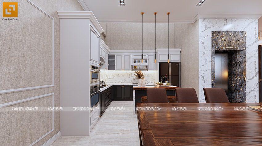 Thiết kế nội thất nhà bếp và nhà ăn - Ảnh 4