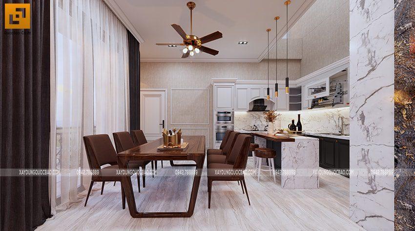 Thiết kế nội thất nhà bếp và nhà ăn - Ảnh 3