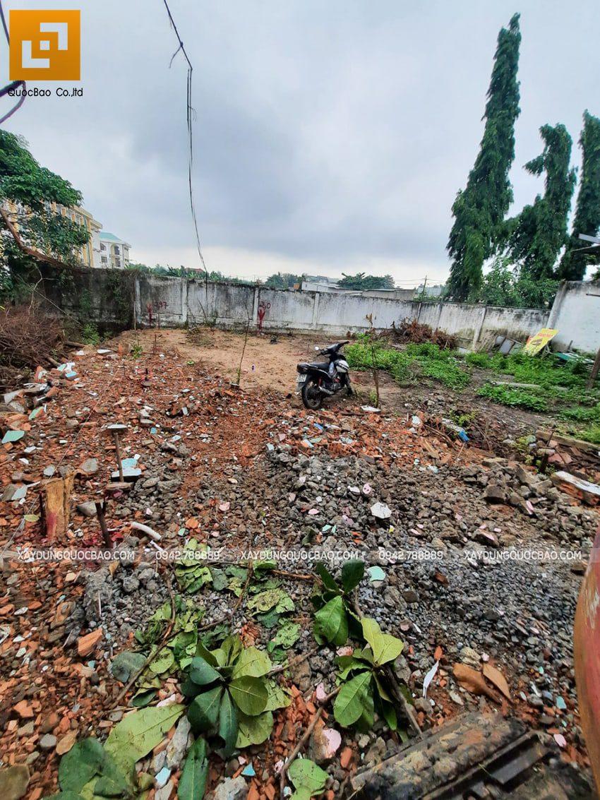 Khởi công nhà mái thái 2 tầng tại Vĩnh Cửu của gia đình anh Nhân - Ảnh 3